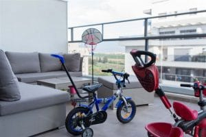 בטיחות הילדים בבית